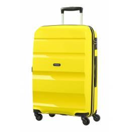 American Tourister куфар Bon Air 66 см - слънчево жълто