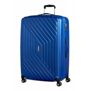American Tourister куфар Air Force 1 81 см - син