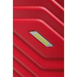 American Tourister куфар Air Force 1 55 см - червен