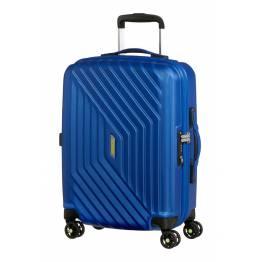 American Tourister куфар Air Force 1 55 см - син