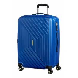 American Tourister куфар Air Force 1 66 см - син