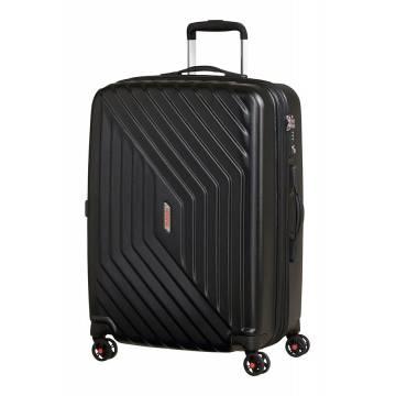 American Tourister куфар Air Force 1 66 см - черен