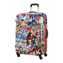 American Tourister куфар Marvel Legends 75 см - червен 21C.10.008