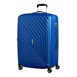 American Tourister куфар Air Force 1 76 см - син