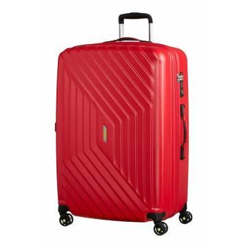 American Tourister куфар Air Force 1 76 см - червен