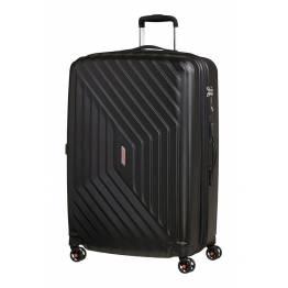 American Tourister куфар Air Force 1 76 см - черен