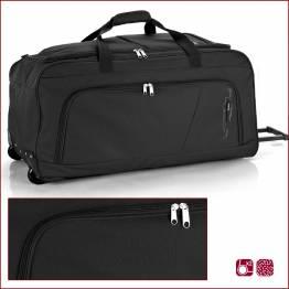 Пътна чанта на колела 83 см. черна – Week