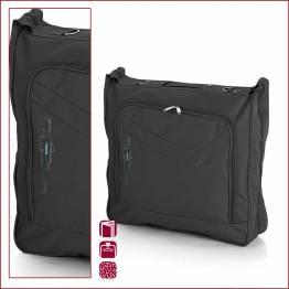 Гардероб черен - Week Куфари и чанти