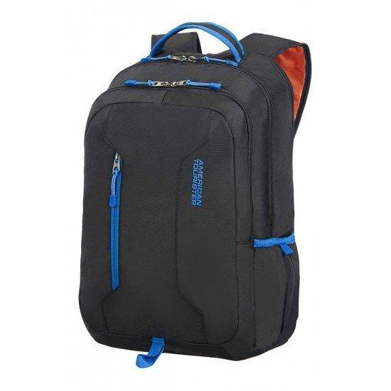 URBAN GROOVE Раница за лаптоп 15.6 инча - Black/Blue