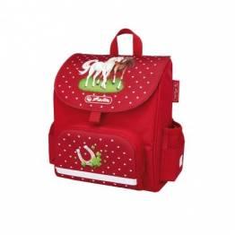 Раница за детска градина Mini Softbag Horses Herlitz 50008162