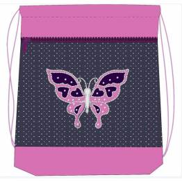 Belmil Спортна торба Magical butterfly