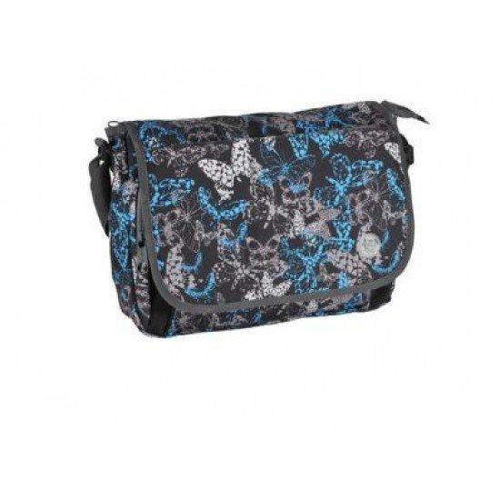 PASO чанта за рамо с две отделения 16-582B