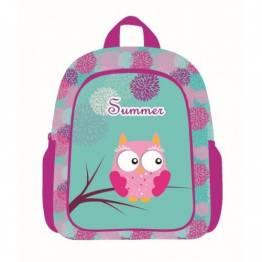 KARTON P+P Раница за детска градина Summer Owl 3-86717 Ученически пособия