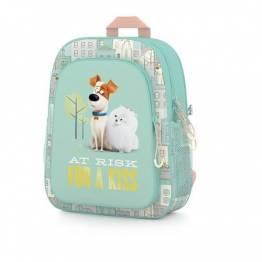 Karton P+P Раница за детска градина Secret life of pets 1-82017
