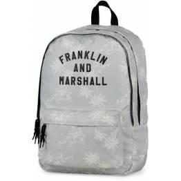 Stationery Team Ученическа раница с две отделния Franklin and Marshall Gray 10957