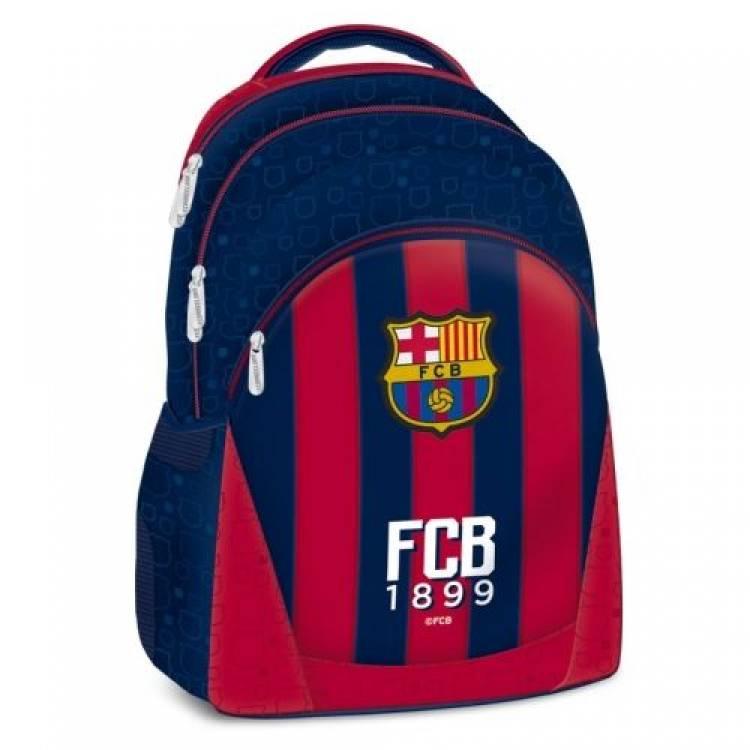 3d4b14cea2d Ars Una Ученическа раница с две отделения FC Barcelona Ученически пособия