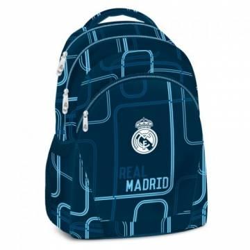 Ars Una Ученическа раница с две отделения Real Madrid Ученически пособия