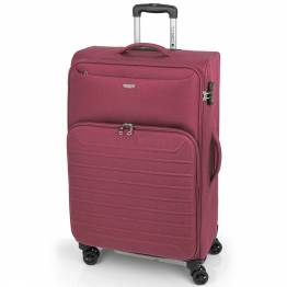 Куфар 79 см. червен - Ivory