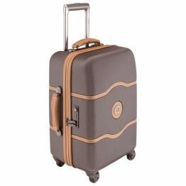 Delsey ABS куфар Chatelet Hard+ 55 см - кафяв 167080106