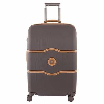 Delsey куфар Chatelet Hard+ 69 см - кафяв 167081006