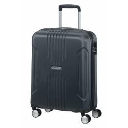 American Tourister куфар Tracklite 55 см - черен 34G.08.001