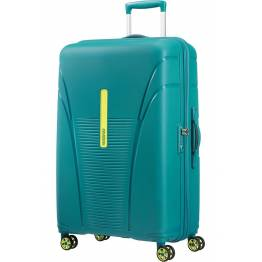 American Tourister куфар Skytracer 77 см - пролетно зелен