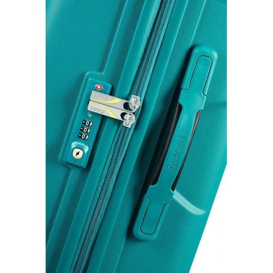 American Tourister куфар Skytracer 77 см - пролетно зелен