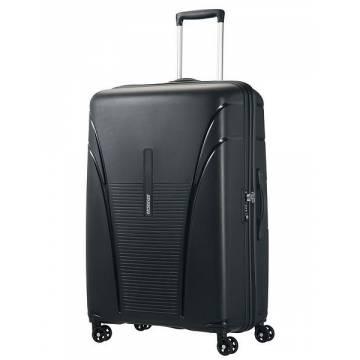 American Tourister куфар Skytracer 77 см - черен