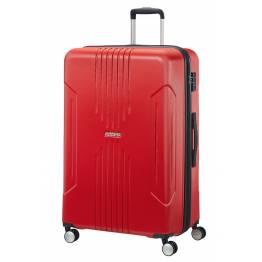 American Tourister куфар с разширение Tracklite 78 см - червен 34G.00.003