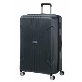 American Tourister куфар Tracklite 78 см - черен