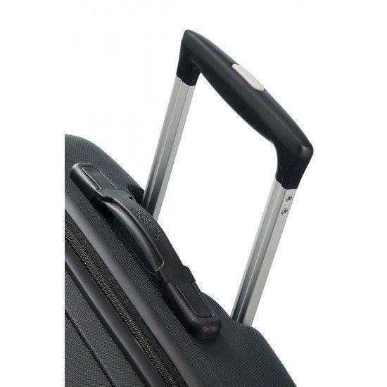 American Tourister куфар Skytracer 82 см - черен