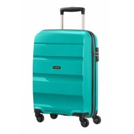 American Tourister куфар Bon Air 55 см - дълбок тюркоаз 85A.31.001