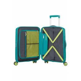 American Tourister куфар Skytracer 55 см - пролетно зелено