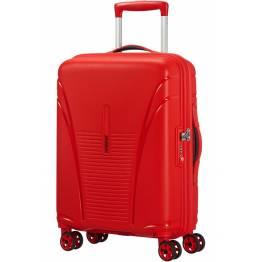 American Tourister куфар Skytracer 55 см - червен