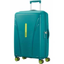 American Tourister куфар Skytracer 68 см - пролетно зелен