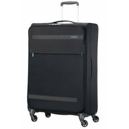 American Tourister куфар Herolite 74 см - черен 26G.09.006