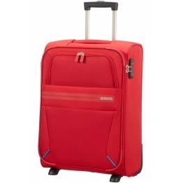 American Tourister Куфар Summer Voyager 55 см - червен
