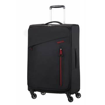 American Tourister Куфар Litewing 70 см - черен 38G.09.004