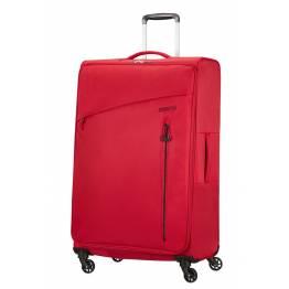 American Tourister Куфар Litewing 81 см - червен 38G.00.005