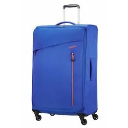American Tourister Куфар Litewing 81 см - син