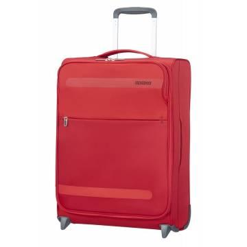 American Tourister Куфар Herolite 55 см. - червен