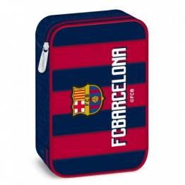 ARS UNA Празен ученически несесер FC Barcelona 91348012 Ученически пособия