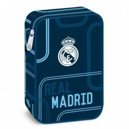 ARS UNA Празен ученически несесер Real Madrid 91348029 Ученически пособия