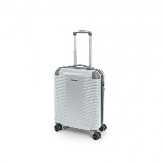 ABS куфар 55 см сребрист - Balance
