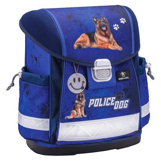 Belmil ученическа раница с едно отделение - Police Dog