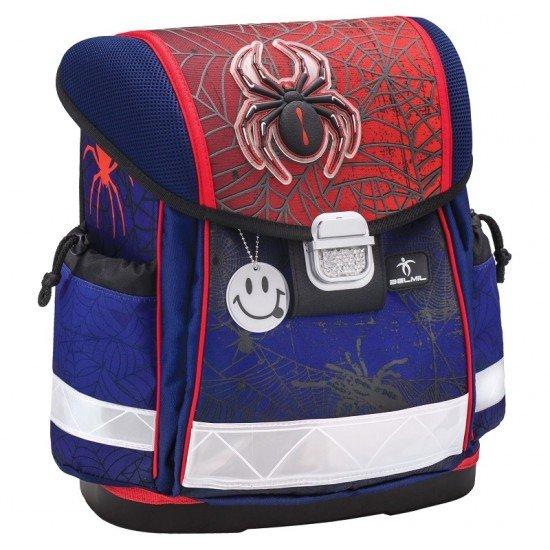 Belmil ученическа раница с едно отделение - Spiders