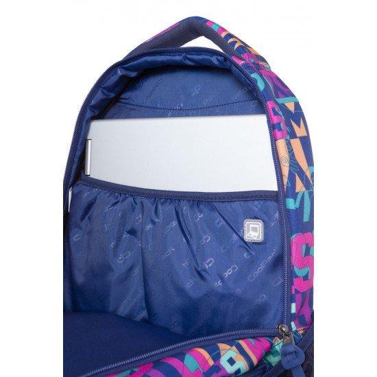 Cool Pack Ученическа раница College Tech - Flexy
