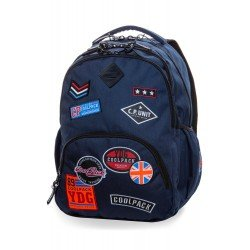 Cool Pack Раница Bentley - Badges Blue