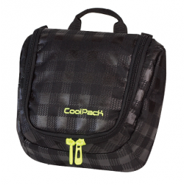 Cool Pack Camp Vanity Козметичен несесер Black & Yellow