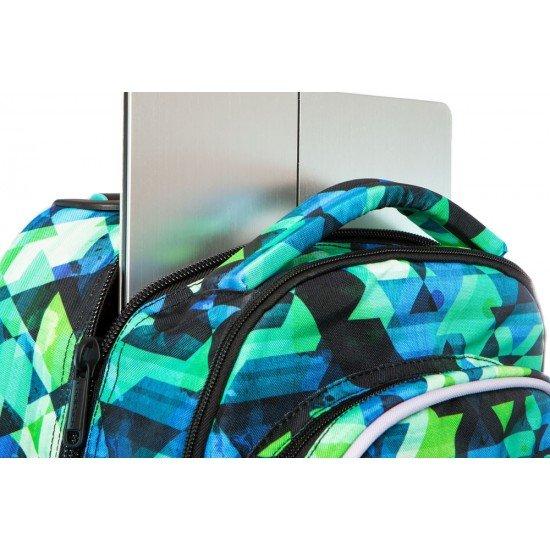 Cool Pack Светеща LED раница на колела Kaleidoscope Joy L